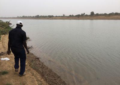 Photo du fleuve Sénégal