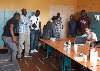 Photo réunion de travail
